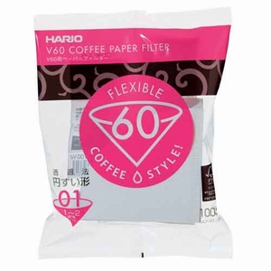 Hario filters V60 01