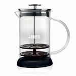 Bialetti Cappuccinatore Glas voor magnetron 1 Liter
