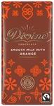 DIVINE Milk Chocolate & Orange 90 gram