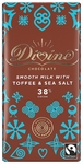 DIVINE Milk Chocolate Toffee & Sea Salt 90 gram