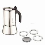 Bialetti Venus Filter & Ring - 4 Kops